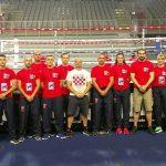Hrvatska savate reprezentacija SP combat 2017